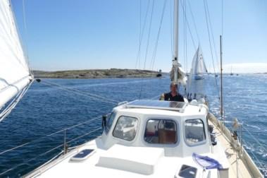 Sailing Sweden