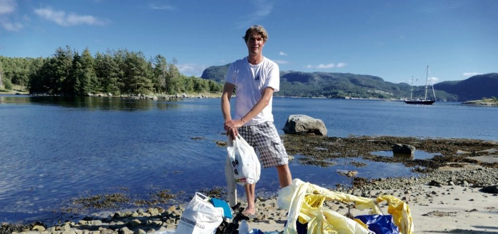 Norway Beach Cleanup
