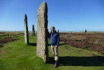 Ancient Orkney stone circle