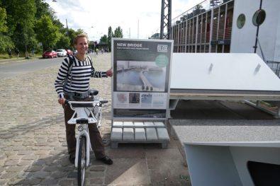 Plans for a new bridge in Copenhagen