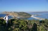 Alone on Islas Cíes