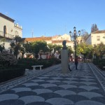 Marbella's charming historic center