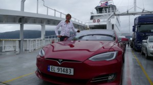 Sustainable Solutions - Transportation - Tesla on Ampere