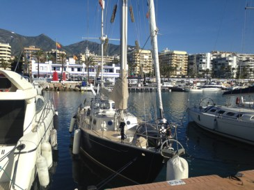 Luci in Marbella