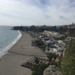 View from Nerja