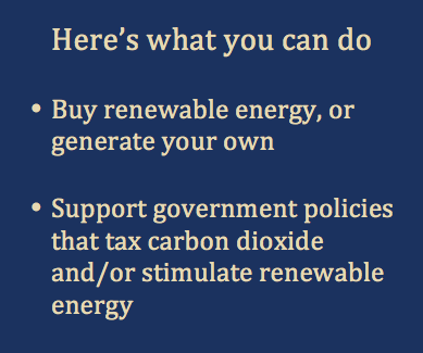 Marine Energy - What you can Do