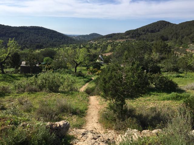 Casita Verde valley