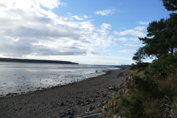 Findhorn bay