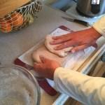 Making bread the natural way