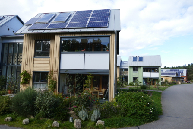 Modern ecohomes