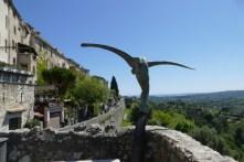 View from St Paul en Vence
