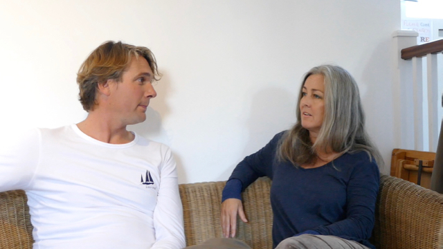 Polly interviewed by Ivar