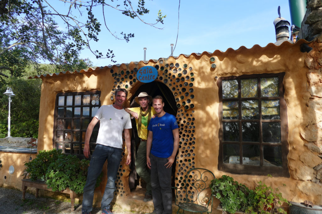 Sailors for Sustainabilty with Chris Dews Greenheart Ibiza
