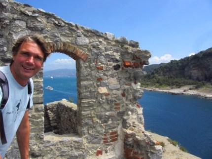 View from Porto Venere