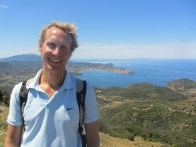 View on Elba and Portoferraio