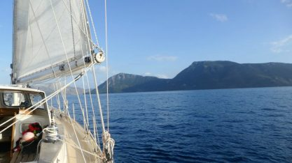 Approaching Kalamos