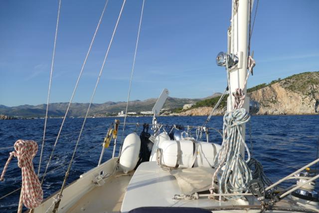 Bye bye Dubrovnik