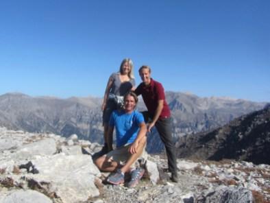 Summit of Gigilos