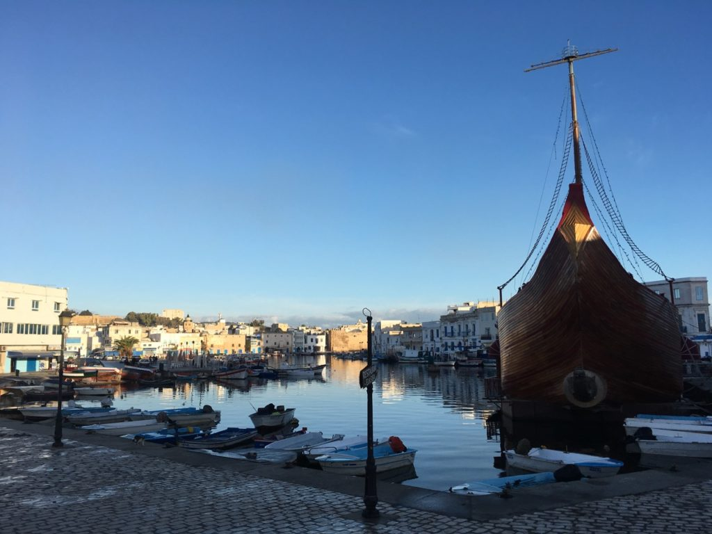 Bizerte old harbour