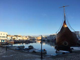 Bizerte old harbour