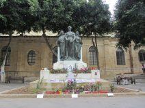 Malta journalist memorial