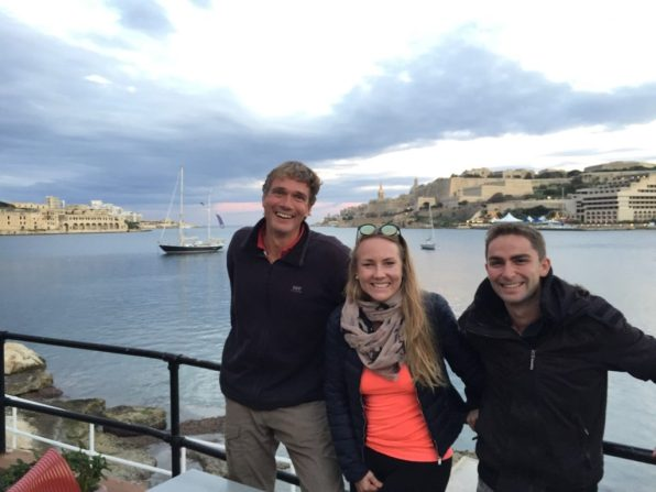 Meeting Get trashed Malta