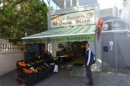 Palma grocery shopping