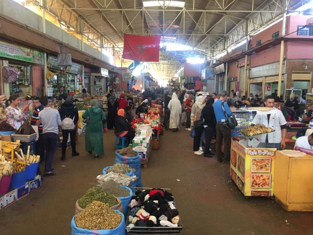 Amazing Agadir souk