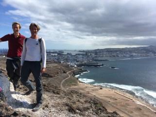 View on Las Palmas