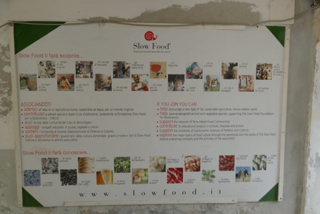 Slow Food explained