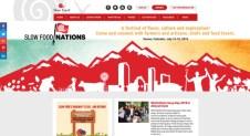Slow Food international website