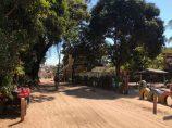 Sandy streets in Barra Grande