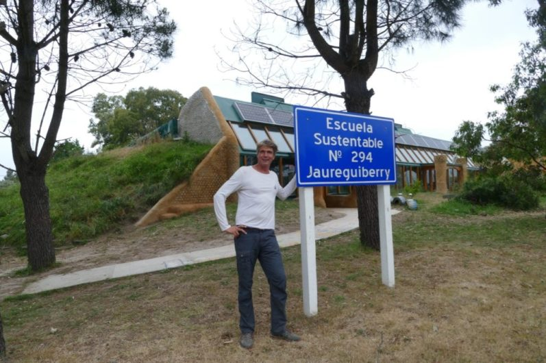 Latin America's first sustainable school