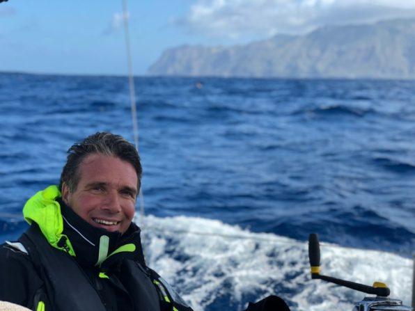 Rounding La Palmas North Cape