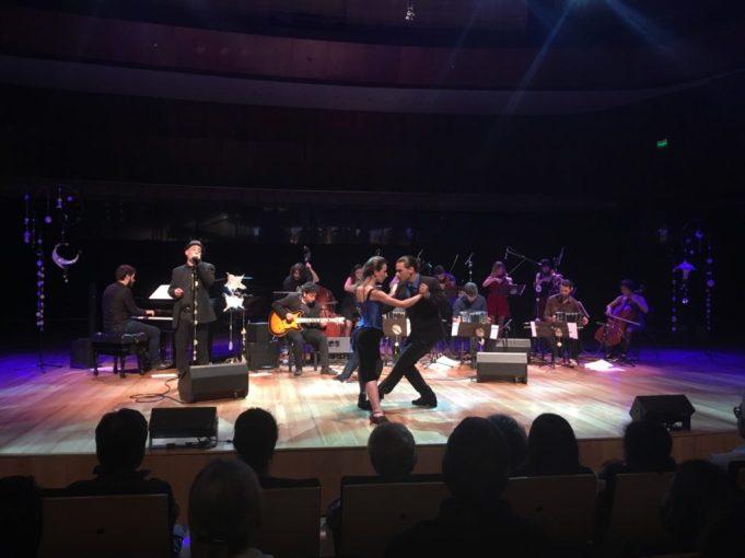 A terrific Tango performance