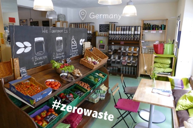Sustainable Solution 04 - Zero Waste at Unverpackt Kiel