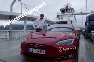 Sustainable Solution 11 - Electrified Norway