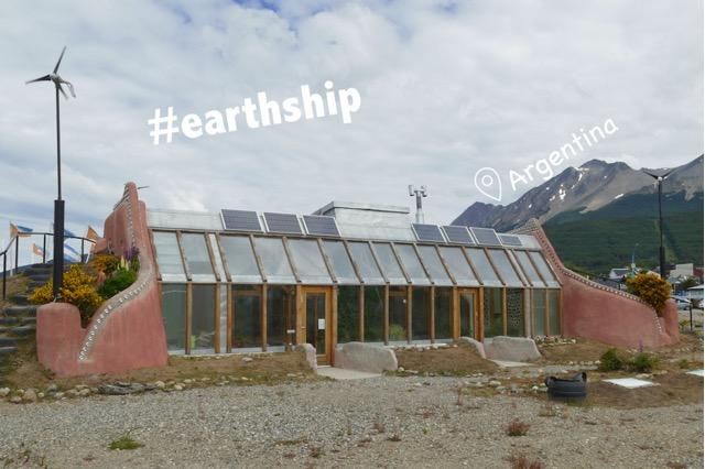 Earthship Ushuaia (ARG)
