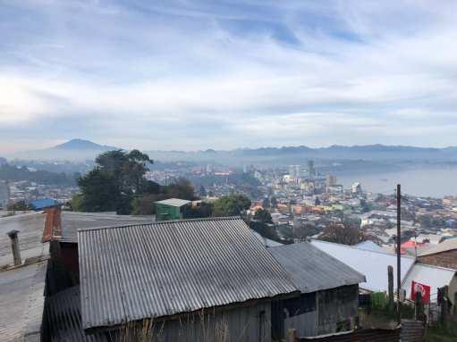 View on Puerto Montt