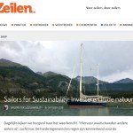 Sailors for Sustainability at Zeilen about Investing in Nature