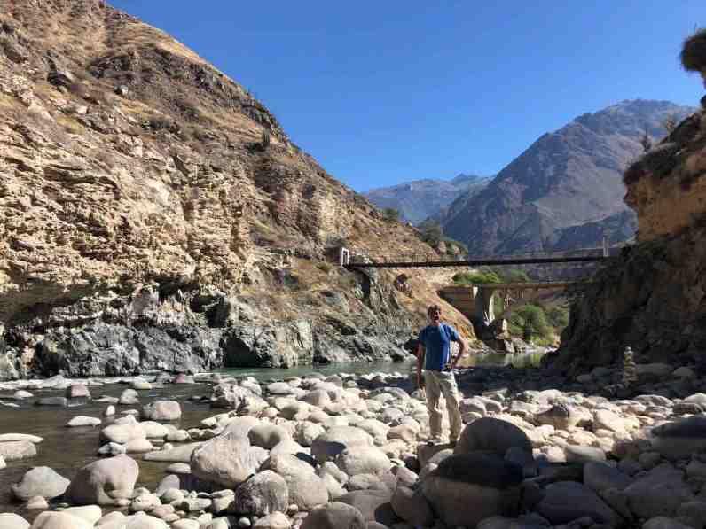Stunning Colca Canyon