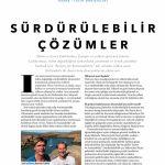Sailors for Sustainability in Turkish Magazine Haber