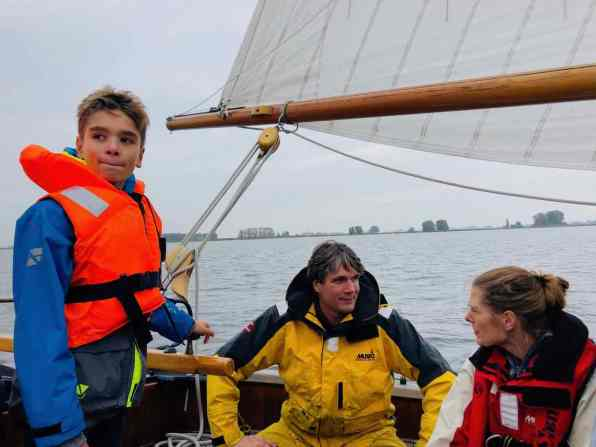 The next generation takes the helm