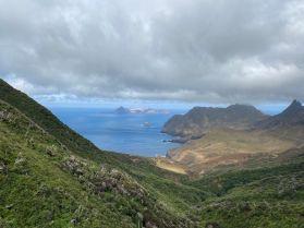 South Side of Robinson Crusoe Island