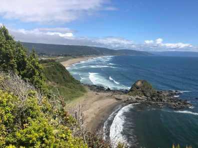 Valdivia coast