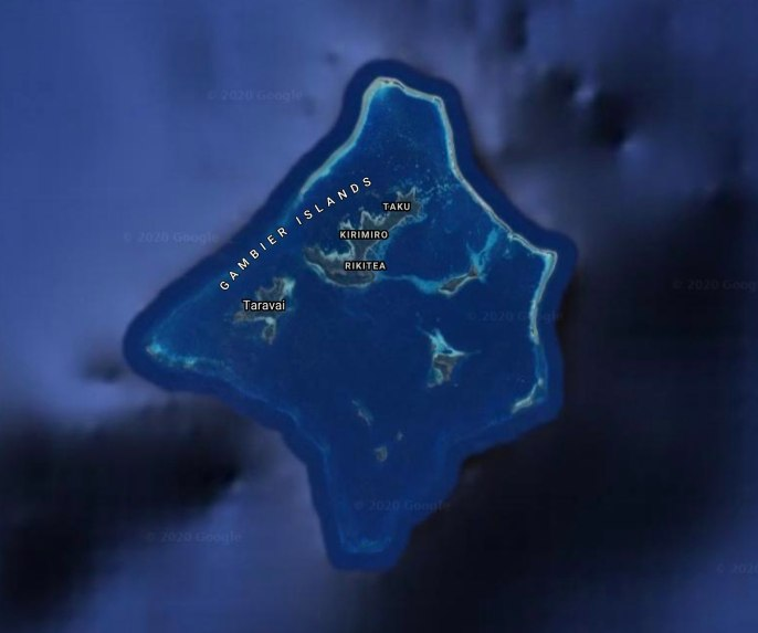 Gambier archipelago