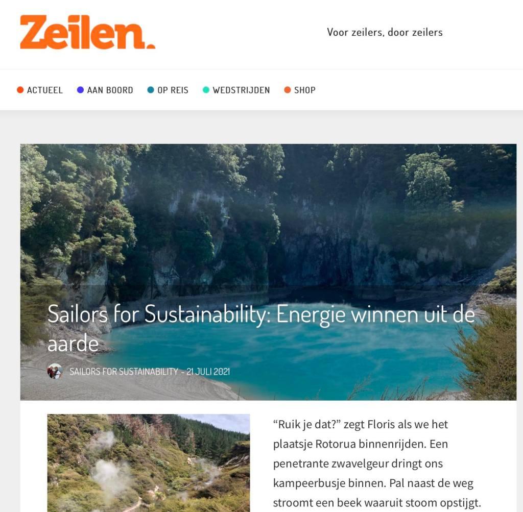 Blog 60: Geothermal Energy