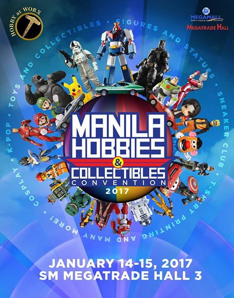 The Hobbies and Collectibles Convention 2017 quick review