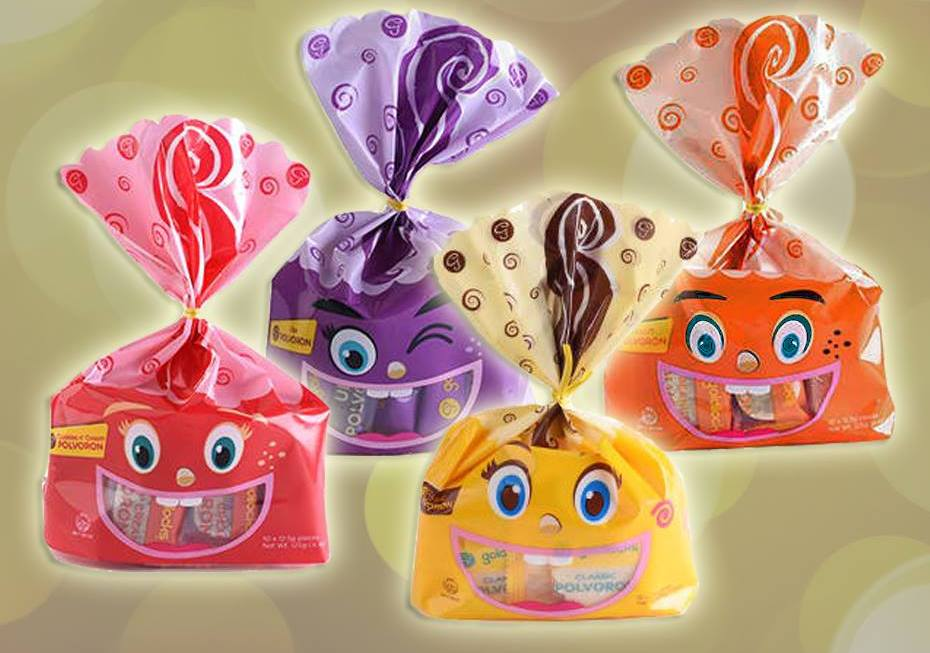 Goldilocks' Polvoron Pouches – The Perfect Package for everyone