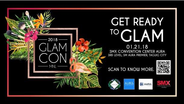 Celebrate beauty in GlamCon MNL 2018!